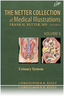 Kelly: The Netter Collection of Medical Illustrations Urinary System 2nd Edition
