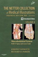 The Netter Collection of Medical Illustrations Musculoskeletal System Part II Spine And Lower Limb 2nd Edition