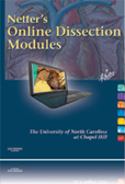 UNC: Netter's Online Dissection